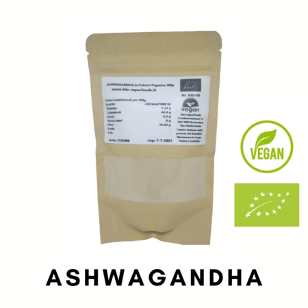 ashwagandha integratore