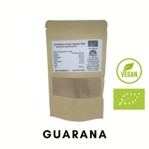 guarana in polvere