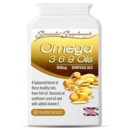 omega 3 6 9 integratore