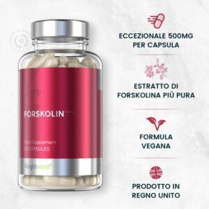forskolin 3 it new 2